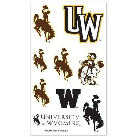 Wyoming Cowboys Temporary Tattoos](Cowboy Western Tattoos)