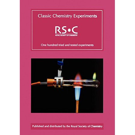 Classic Chemistry Experiments : Rsc](Chemistry Experiment)