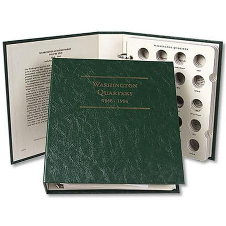Littleton Coin Lca15 Washington Quarter Album 1968 1998  Case Of 12