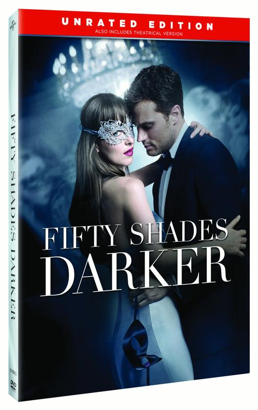 Fifty Shades Darker (Unrated Edition)