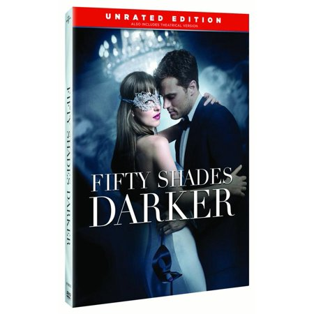 Fifty Shades Darker  Unrated Edition