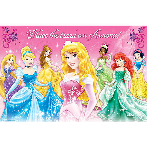 Disney Princess Royal Event Party Board Game