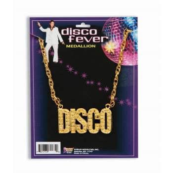 Disco Necklace Halloween Costume Accessory