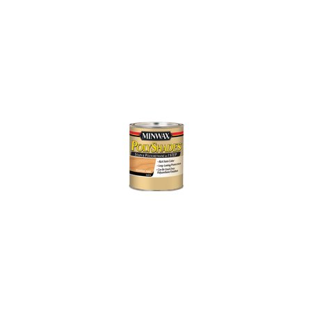 Minwax® PolyShades® Classic Oak, Satin, Half Pint
