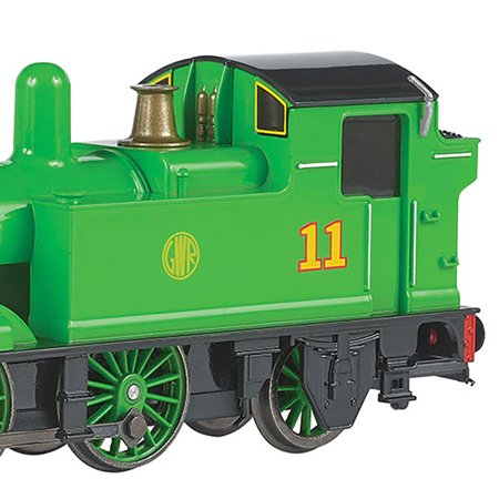 Bachamann Trains Thomas and Friends Oliver Engine HO Scale Train w/ Moving Eyes - image 4 of 5