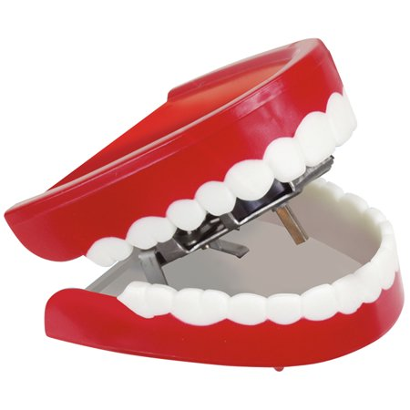 Loftus Classic Talking Chattering Teeth 2.5
