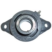 "NTN UELFLU-2M Flange Bearing,2-Bolt,Ball,2"" Bore"