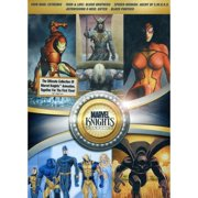 Marvel Knights Gift Set: X-Men: Gifted   Iron Man: Extremis   Black Panther   Thor Vs. Loki: Blood Brothers  ... by SHOUT FACTORY