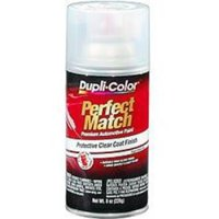 Duplicolor BCL0125 Perfect Match Touch-Up Paint Clear Top Coat
