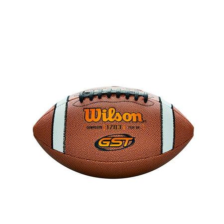 New Wilson GST 1783 WTF1783 Football Junior Composite TDJ NCAA
