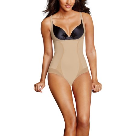 Flexees Cool Comfort Firm Control Wear Your Own Bra (Best Wear Your Own Bra Shapewear)