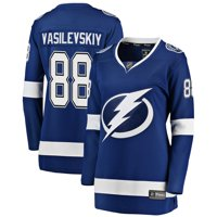 Andrei Vasilevskiy Tampa Bay Lightning Fanatics Branded Women's Premier Breakaway Player Jersey - Blue