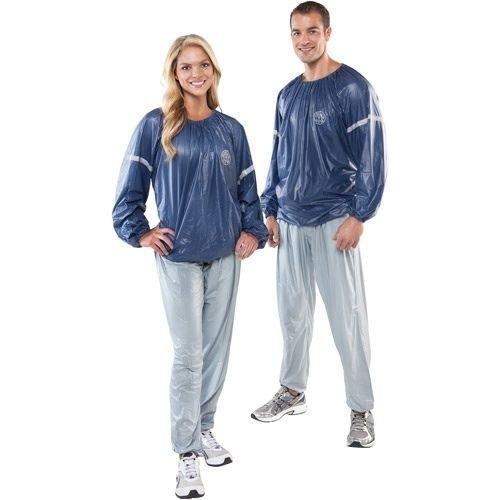 Gold's Gym Sauna Suit (size XL-XXL for 42