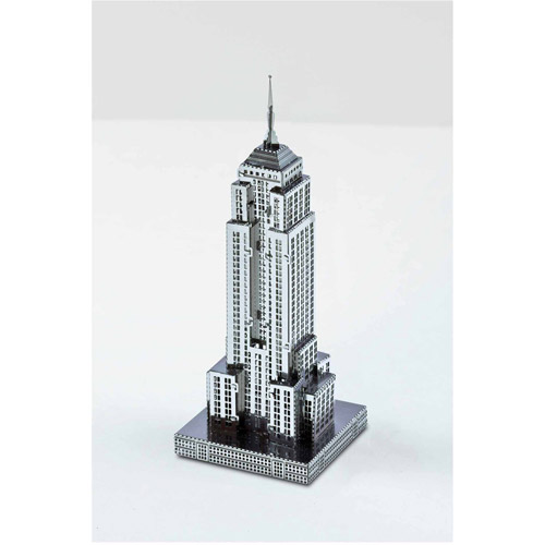 Metal Earth 3D Laser Cut Model, Empire State Building by Fascinations