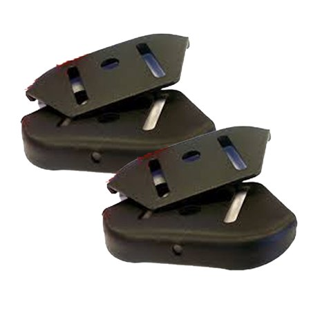 Murray Craftsman (2 Pack) Replacement Skid Height Adjustment # 1740912BMYP-2PK - image 1 of 1