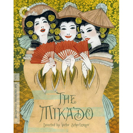 The Mikado  Criterion Collection   Blu Ray