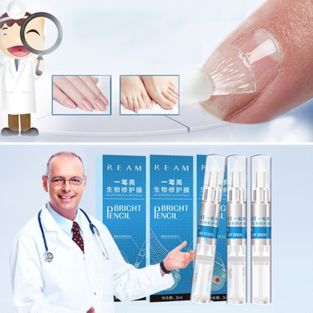 Toenail Fungus Treatment Antibacterial Nail Repair Care Pen Anti-fungal Treatment for Fungus Stop, Anti-Fungal Nail