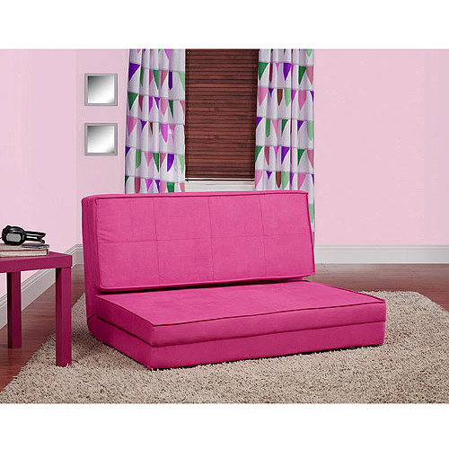 Your Zone Double Flip Chair, Pink