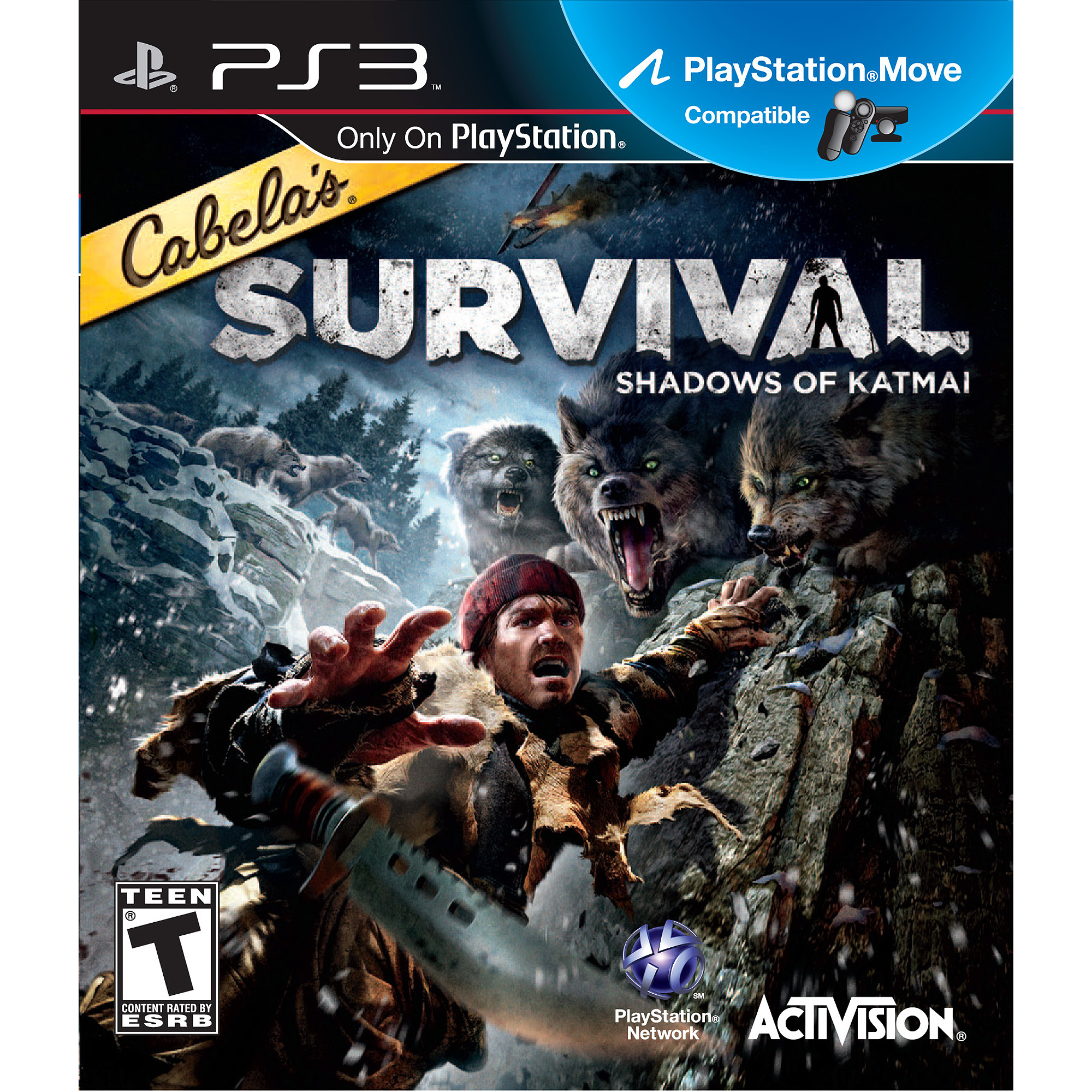 Cabela's Survival Adventures: Shadows of Katmai (PS3)