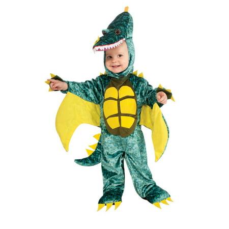 Infant Pterofactyl Dinosaur Costume Rubies 881505 - Blow Up Dinosaur Costume