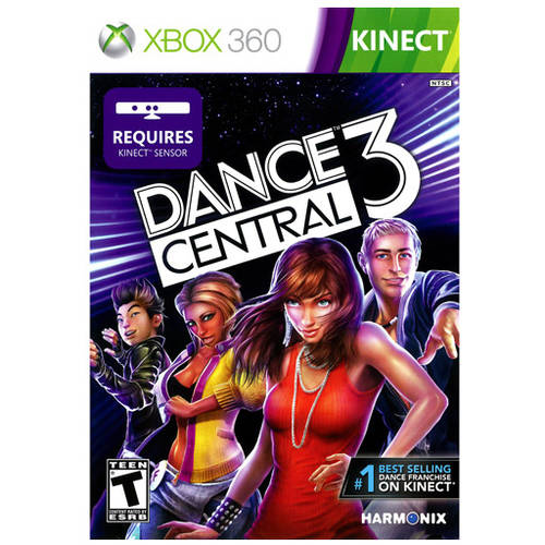 Dance Central 3 (Xbox 360) - Pre-Owned