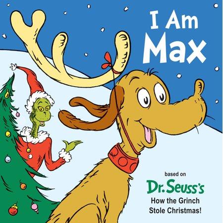 I Am Max (Board Book) - I Am Okay Halloween