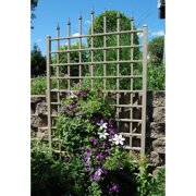 Buy More and Save! Winchester 8-ft. Mocha Vinyl Wall Trellis