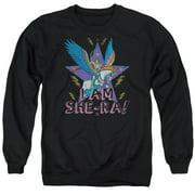 She Ra - I Am She Ra - Crewneck Sweatshirt - Large