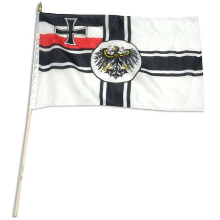 Imperial Japanese Flag (German Imperial War Ensign (1871-1919) 12