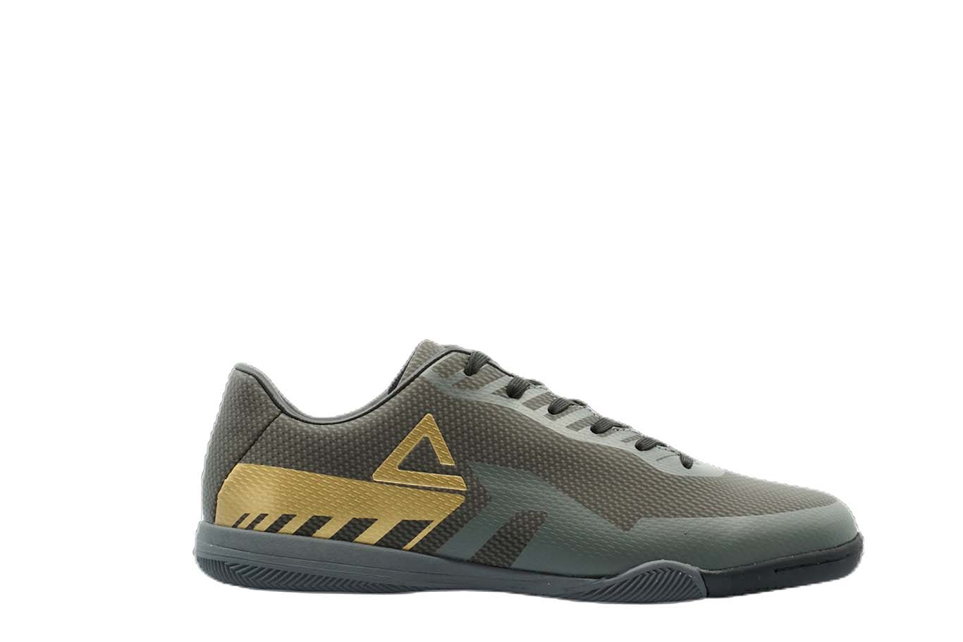 Gold Indoor Soccer Shoes