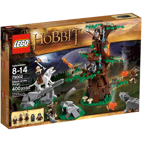 LEGO Hobbit Attack of the Wargs Play Set