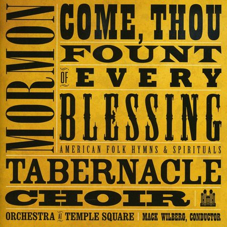 Come Thou Fount of Every Blessing (CD) (Come Thou Fount Of Every Blessing Sheet Music)