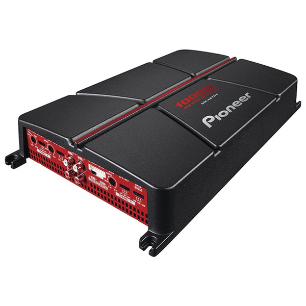 Brand New PIONEER GM-A6704 GM Series Class AB Amp (4 Channels, 1,000 Watts max)
