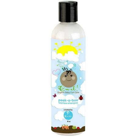 - 2 Pack - It's a Curl Curl Peek-A-Boo Tearless Shampoo 8 oz