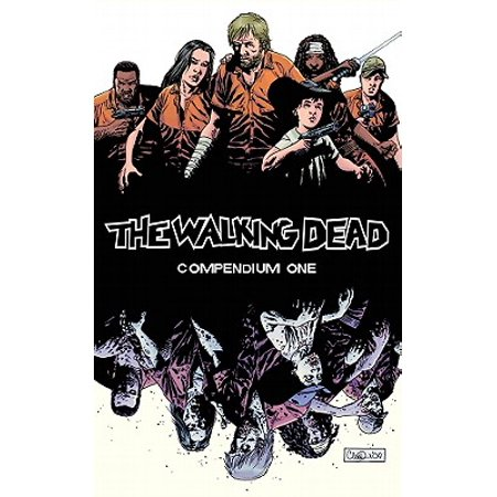 The Walking Dead Compendium (Volume 1) (Issues #1-48) - Walking Dead Decorations