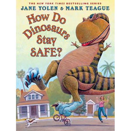 How Do Dinosaurs Stay Safe? - Tips To Stay Safe On Halloween