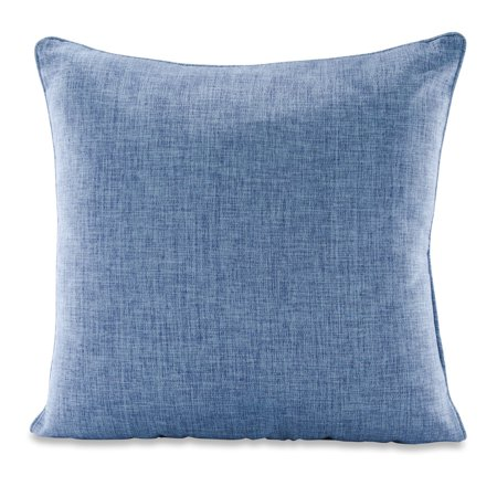 Better Homes & Gardens Woven Tonal Decorative Throw Pillow, 24