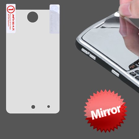 Mirror Screen Cover - Mirror LCD Screen Protector Cover Film for Ipod Touch 4th Generation