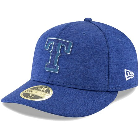 new arrival 06ac0 de737 Texas Rangers New Era 2018 Clubhouse Collection Low Profile 59FIFTY Fitted  Hat - Royal - Walmart.com