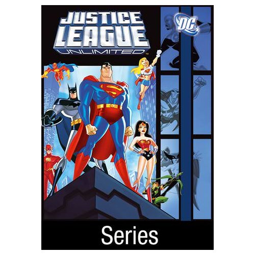Justice League Unlimited [TV Series] (2004)