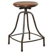 Avalon Furniture Industriale Age Gathering Stool - Set of 2