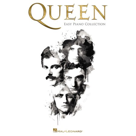 Hal Leonard Queen – Easy Piano Collection- Personality