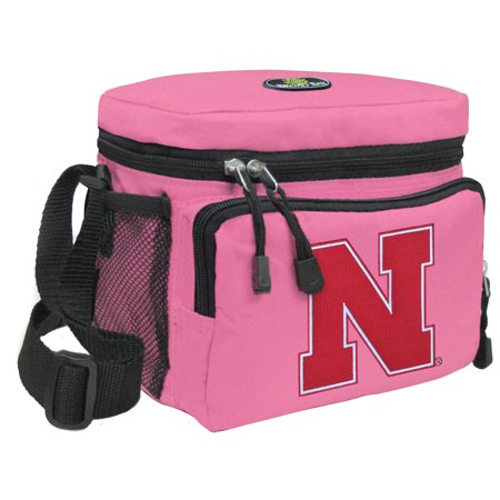 Nebraska Huskers Lunch Bag University of Nebraska Cooler Lunchbox