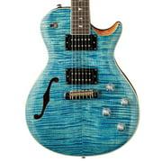 PRS Zach Myers Semi-Hollow Body Electric Guitar (Myers Blue)