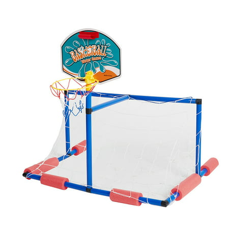 KARMAS PRODUCT 2 in 1 Water Sport Game ,Water Polo with Basketball Stand for -