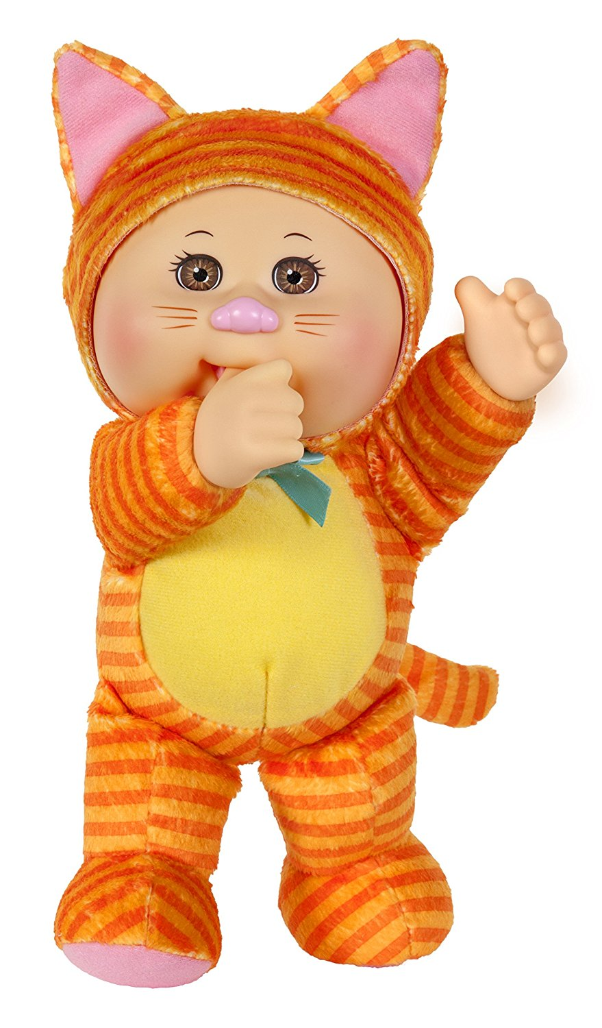 """Cabbage Patch Farm Friend Cuties 9"""" Doll: Kallie Kitty by Wicked Cool Toys"""