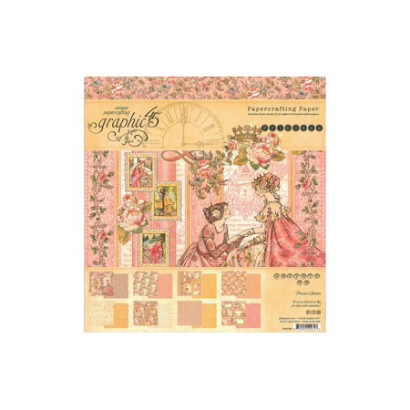 Graphic 45 Princess Paper Pad -