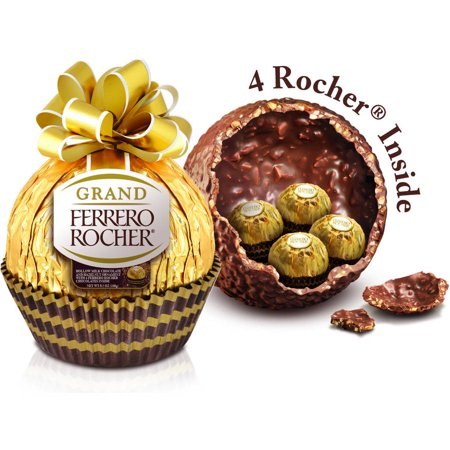 Ferrero Rocher Christmas Grand Chocolates - 8.5oz