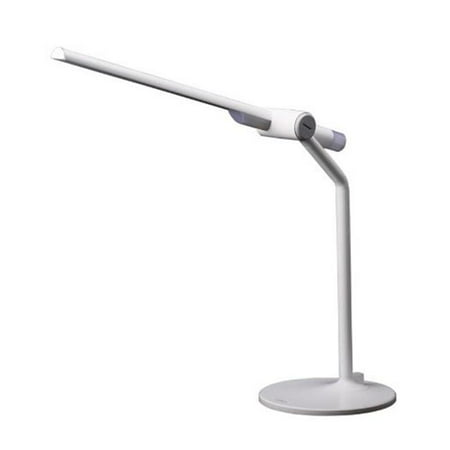 Dimmable LED Desk Lamp with Anti-Glaring Filter, White - image 1 of 1