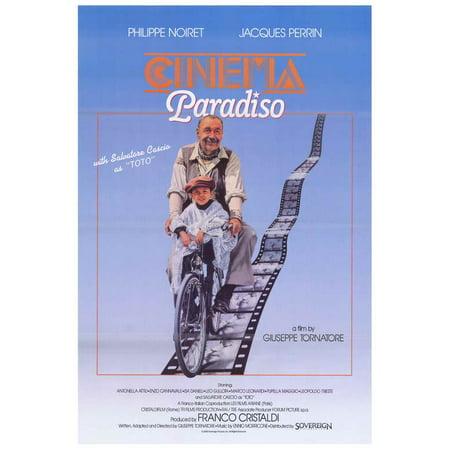 Cinema paradiso essay